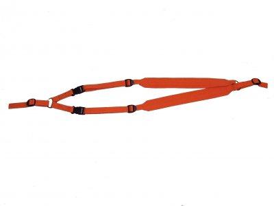 """Rucksackgewehrriemen """"Ramgar II"""" Orange"""