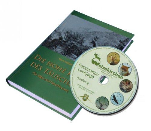 """Buch """"Die hohe Kunst des Täuschens"""" inkl. DVD"""