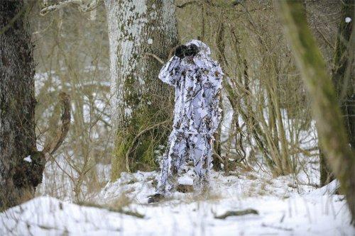 Deerhunter Schneetarn Überziehanzug